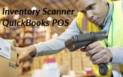 Inventory Scanner Point of Sale