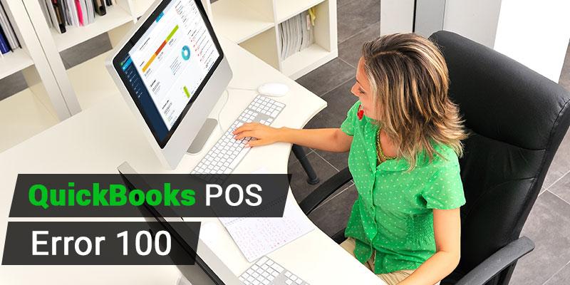 QuickBooks POS Error 100
