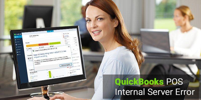 QuickBooks POS Internal Server Error