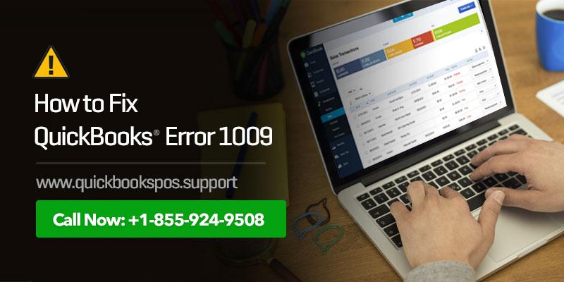QuickBooks-Error-1009