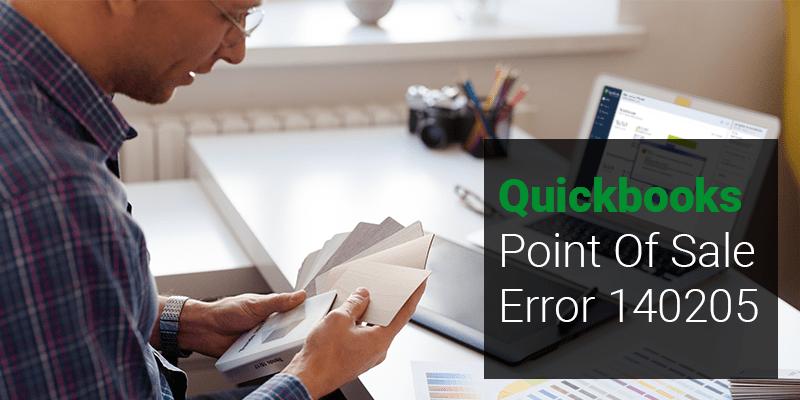 Quickbooks POS Error 140205