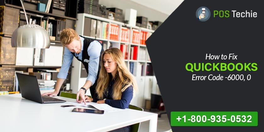 QuickBooks Error Code 6000 0