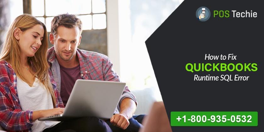 QuickBooks Runtime SQL Error