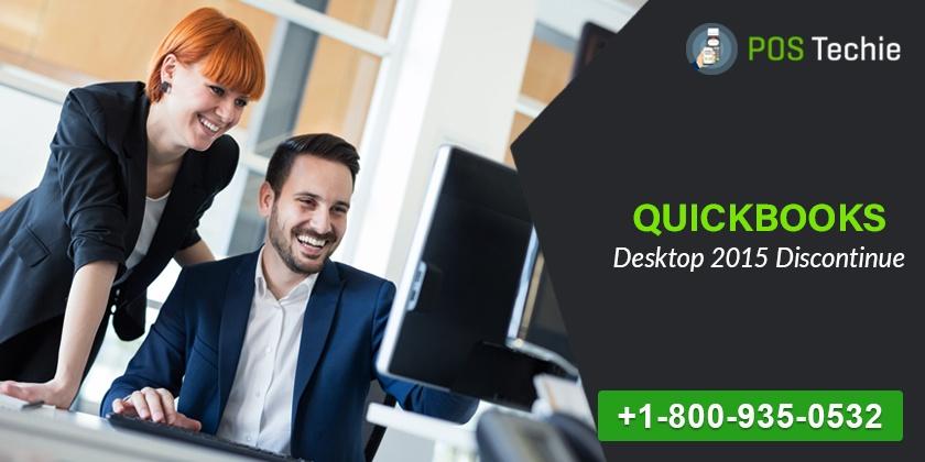 QuickBooks Desktop 2015 Discontinue