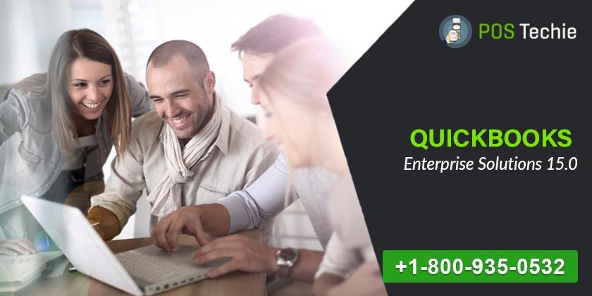 QuickBooks Enterprise Solutions 15
