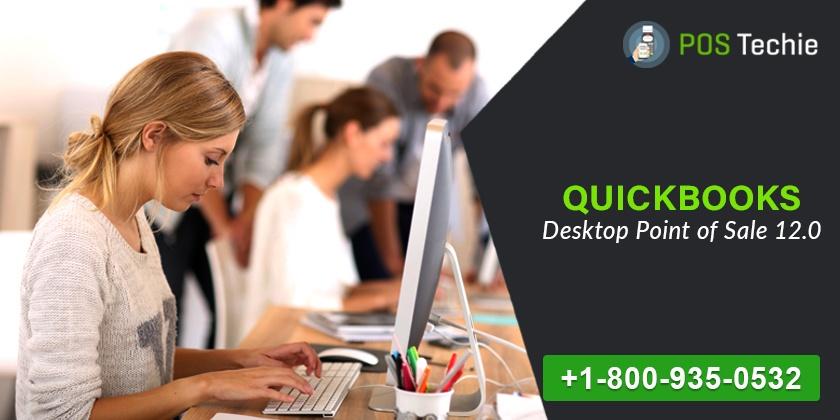 QuickBooks Desktop Point of Sale 12