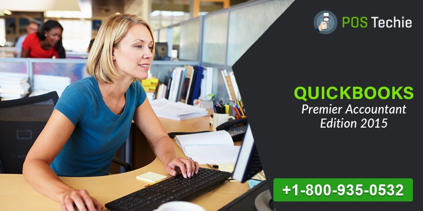 QuickBooks Premier Accountant Edition 2015