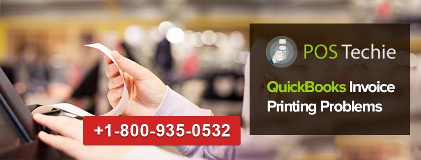 QuickBooks Invoice Printing Problems