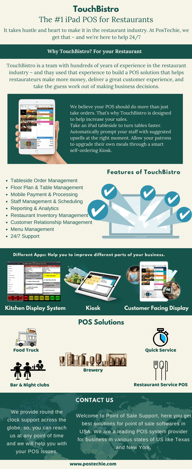 TouchBistro POS Support