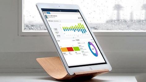 iPad Air WindFall Stand for iPad