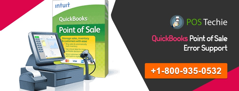 QuickBooks Point of Sale Error Support
