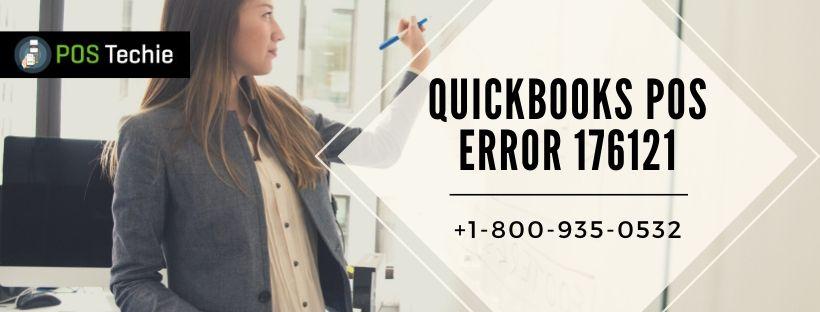 QuickBooks POS Error 176121