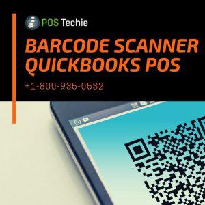 Barcode Scanner QuickBooks POS