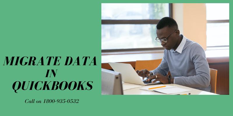 Migrate QuickBooks Desktop Data